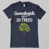 Genealogists Do It In Trees