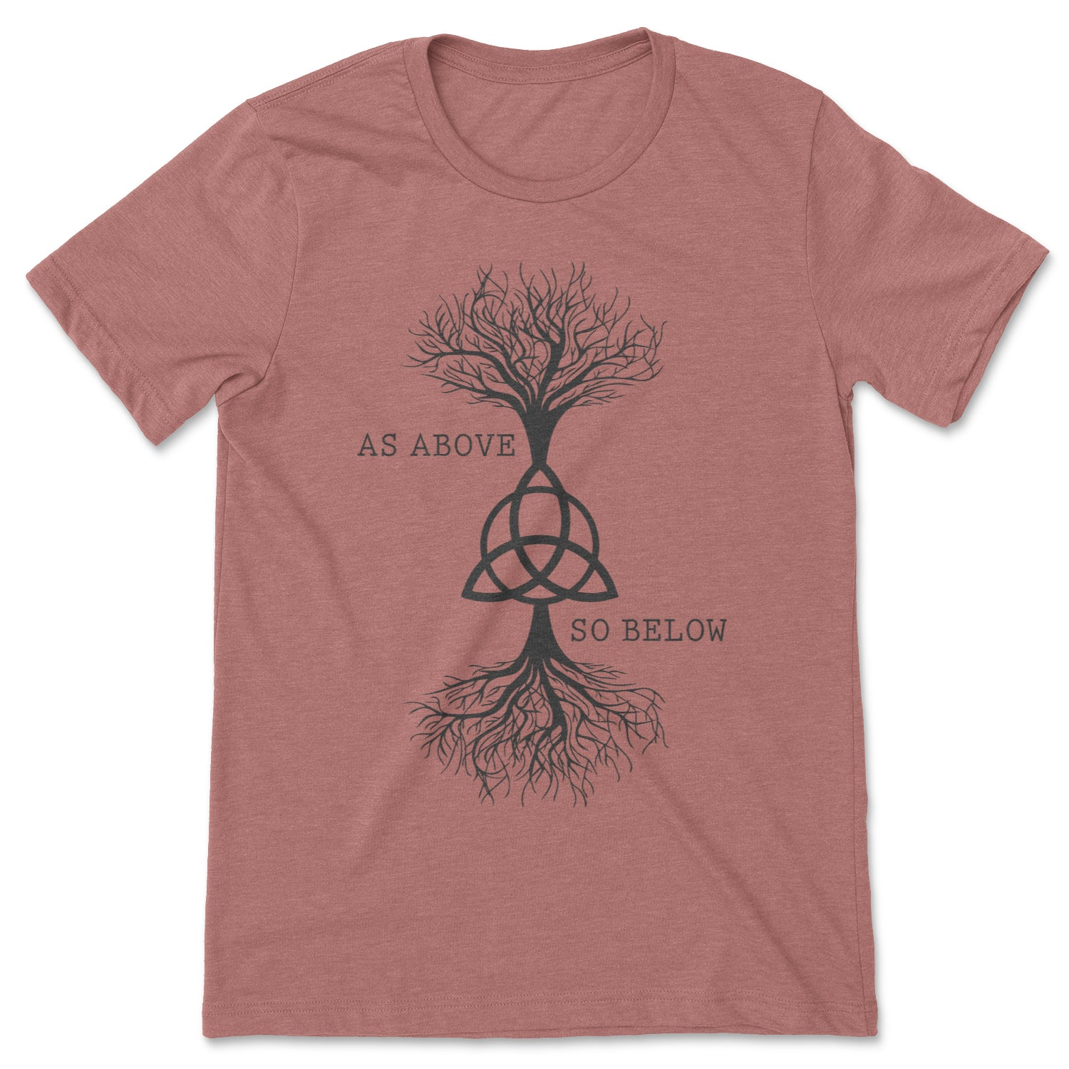 As Above So Below Unisex Short Sleeve Shirt
