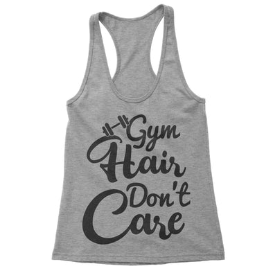 Gym Hair Don't Care Workout Tanks