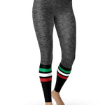 Italia Striped Leggings