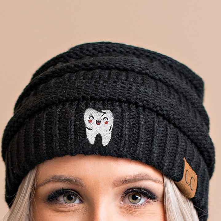 Happy Tooth Classic CC Beanie
