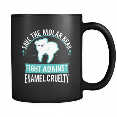 Save The Molar Bear Fight Against Enamel Cruelty