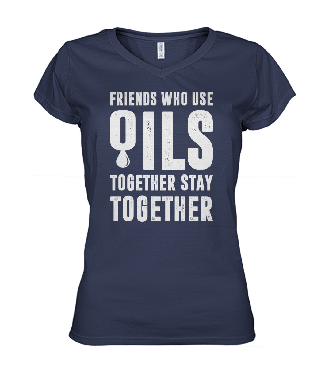 Friends Who Use Oils Together Stay Together