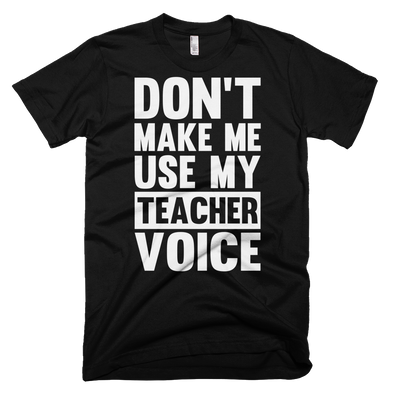 Teacher Voice