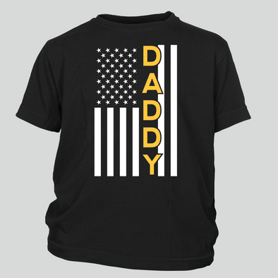 Army Daddy Flag