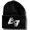 Sign Language Interpreter Beanie
