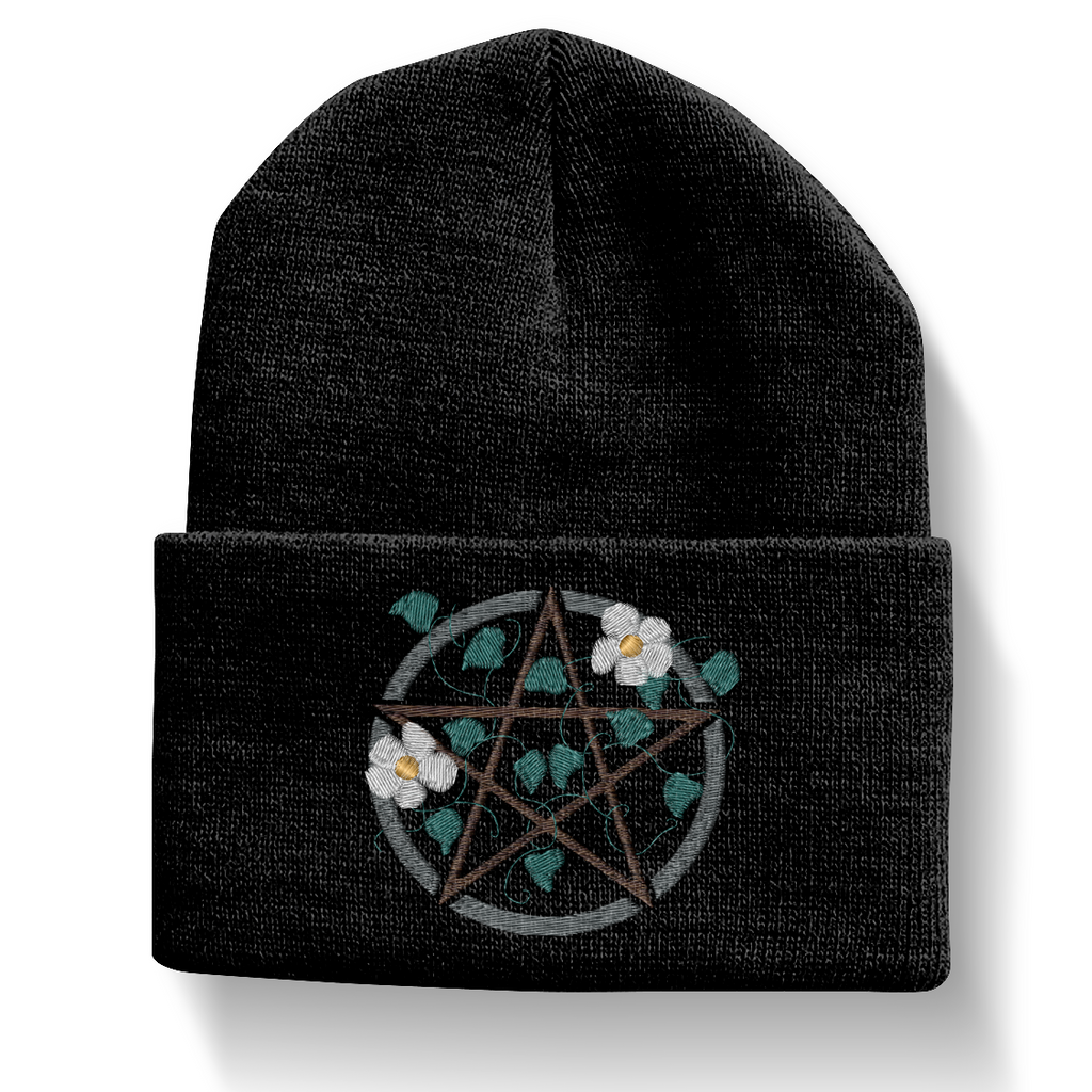 Earth Pentacle Beanie