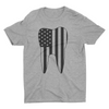 Black Tooth American Flag