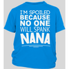 I'm Spoiled Because No One Will Spank Nana ~ Toddler