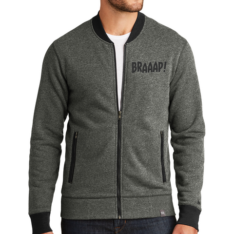 French Terry Braaap! Full-Zip