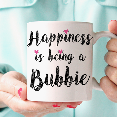 Happiness id being Bubbie
