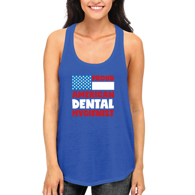Proud American Dental Hygienist