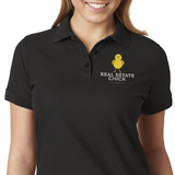 Real Estate Chick Polo
