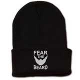 Fear The Beard Beanie w/ Cuff