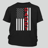 Thin Red Line Daddy Flag
