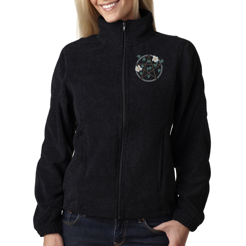 Earth Pentacle Women's Fleece