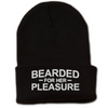 Bearded For Her Pleasure Beanie w/ Cuff