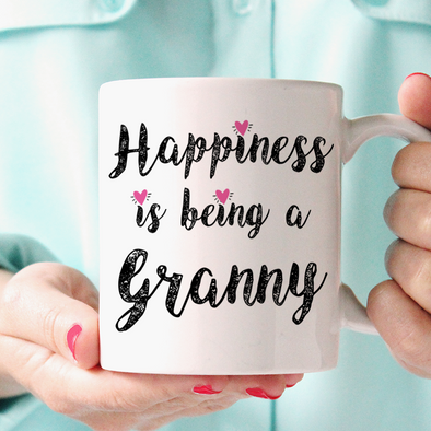 Happiness Is Being Granny