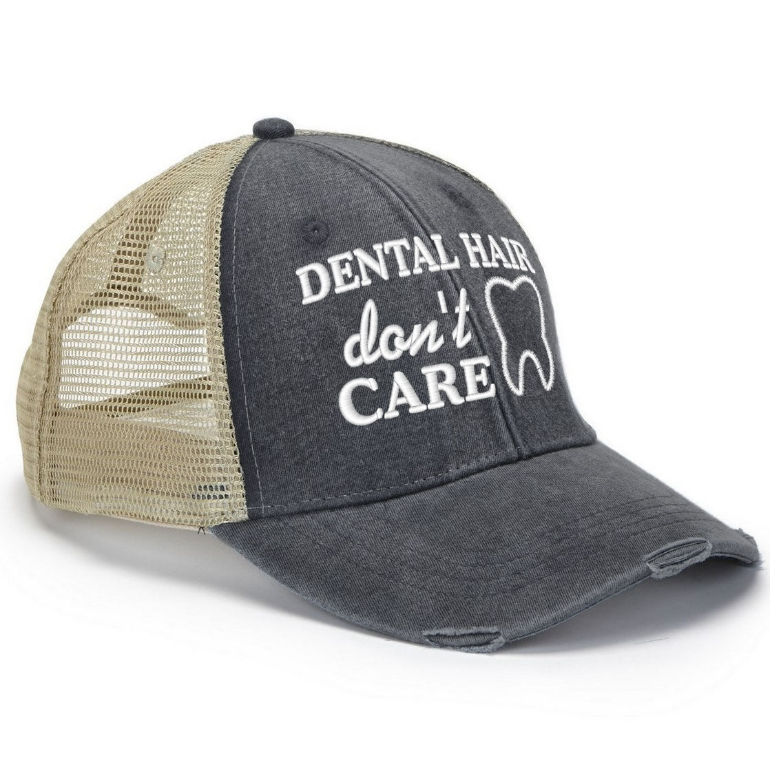Dental Hair Don't Care Hat