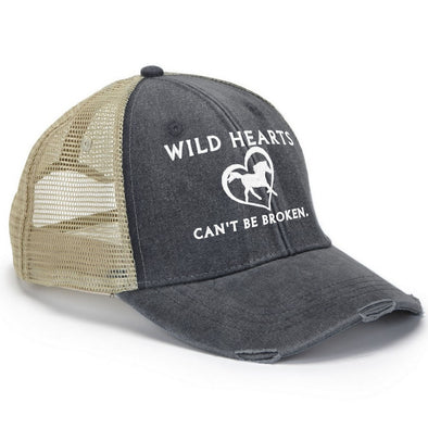 Wild Hearts Can't Be Broken Trucker Hat