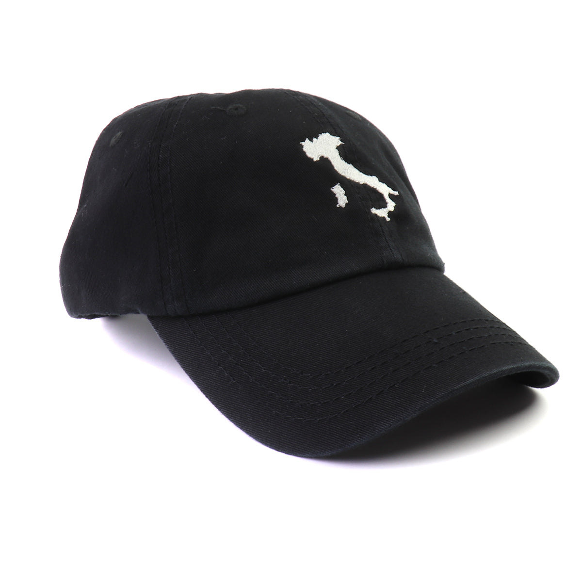 Italy Classic High Ponytail Hat
