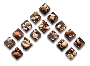 70% Hazelnut Dark Chocolate