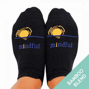 Mindful Sunset Socks