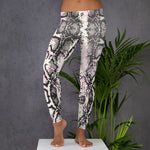 Snake PAttern Leggings