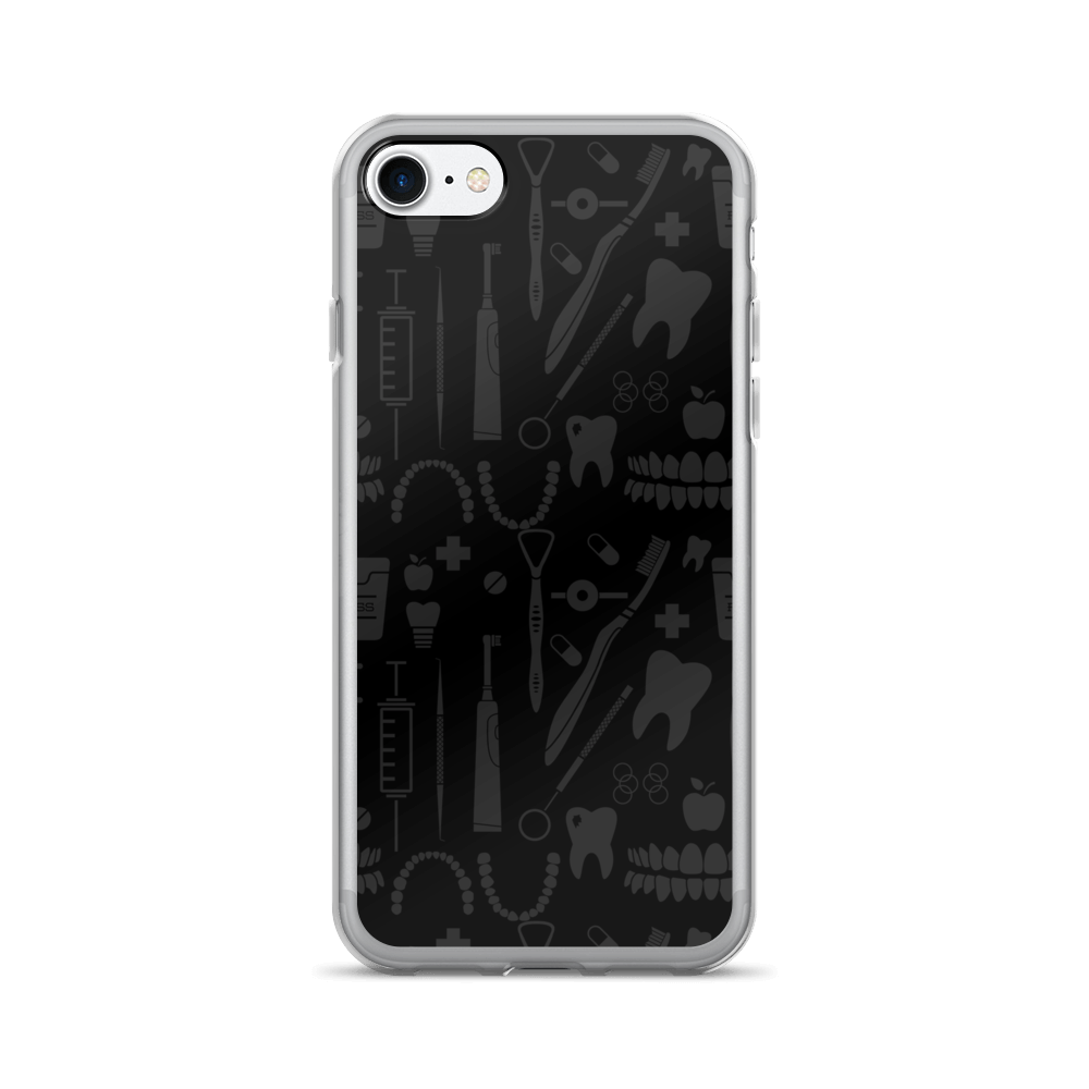 Dental Pattern Phone Case