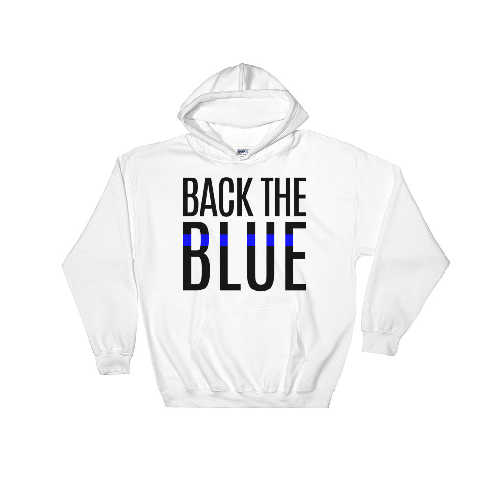 Back The Blue Unisex Hoodie