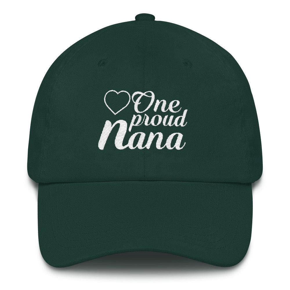 One Proud Nana Hat
