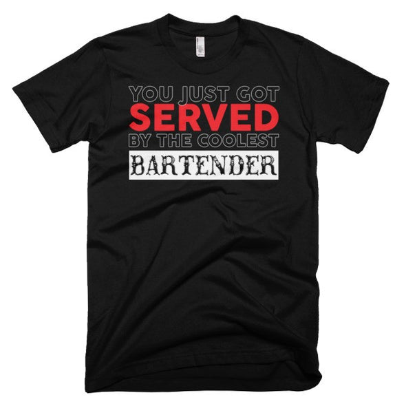 You Just Got Served By The Coolest Bartender