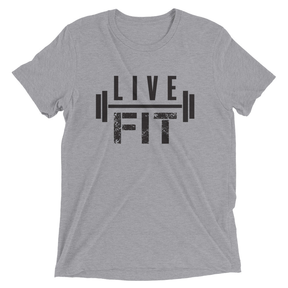 Live Fit Unisex Tee