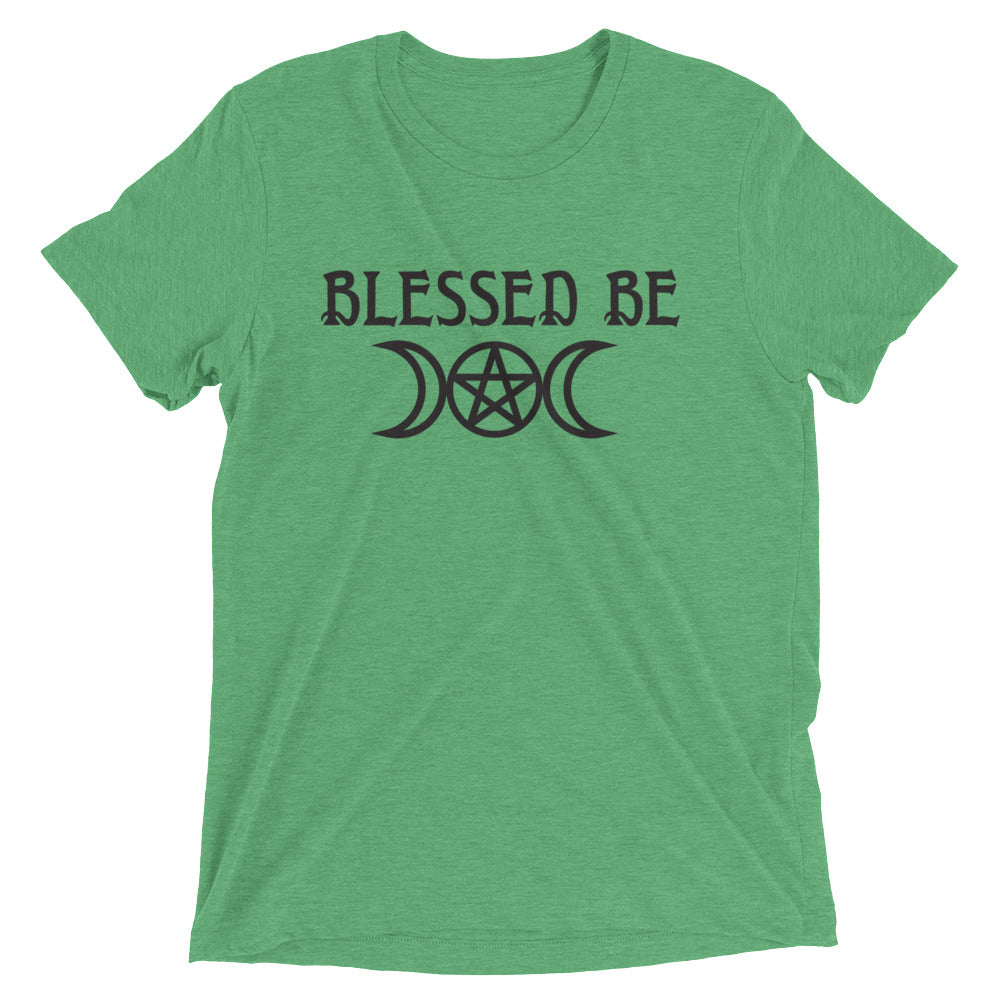Blessed Be Unisex Tri-Blend