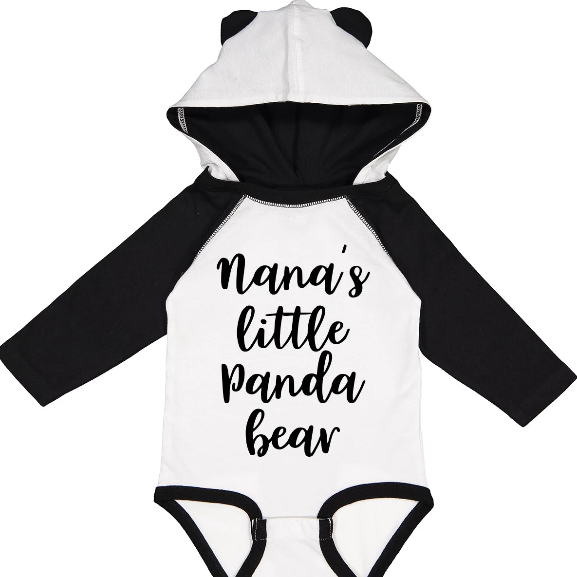 Nana's Little Panda Bear