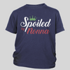 Spoiled By Nonna Toddler Tees