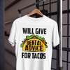 Will Give Dental Advice For Tacos