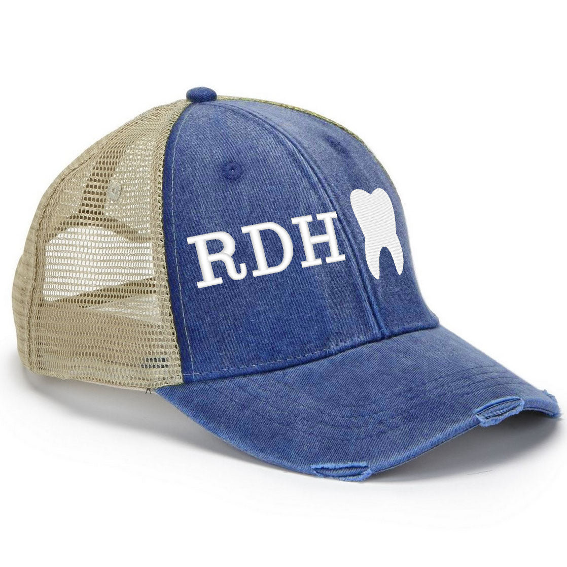 Dental Tooth Trucker Hat