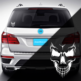 Skull Grin Decal