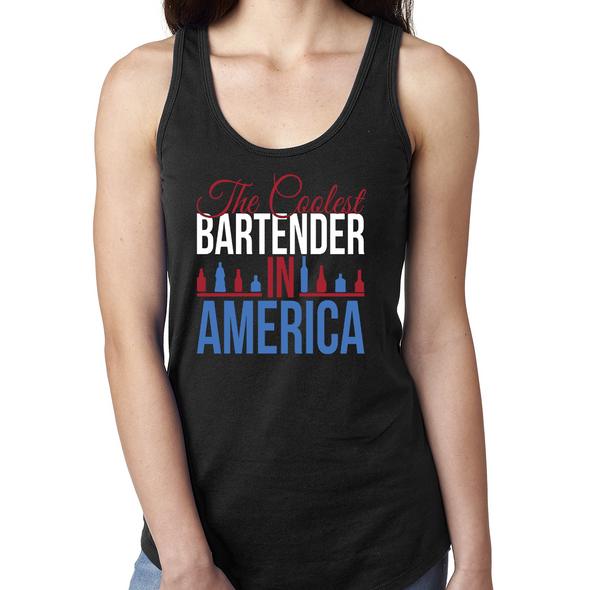 The Coolest Bartender In America