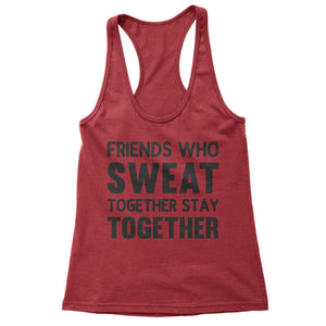 Friends Who Sweat Together