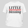 Little Blessing Thin Red Line Flag
