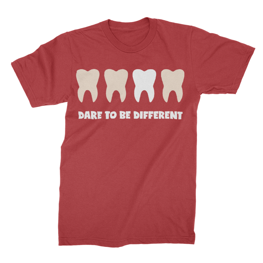 Dare To Be Different (Tooth)