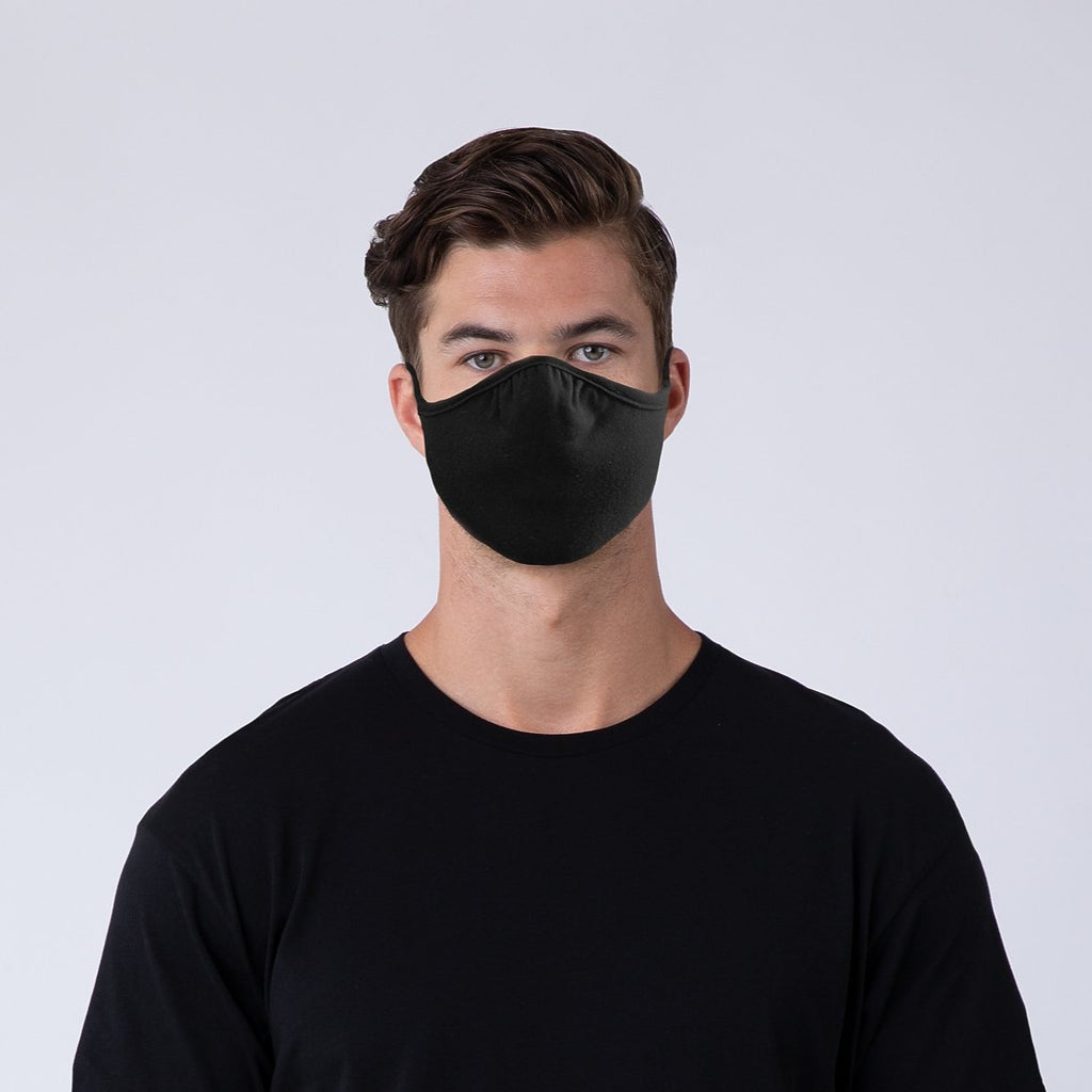 2 LAYER COTTON FACE MASK