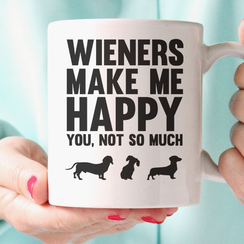 Wieners Make Me Happy