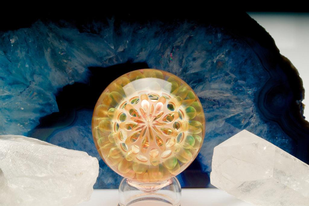 "Jesse Dodge x NVS Faceted ""Fume of Life"" Marble Collaboration"