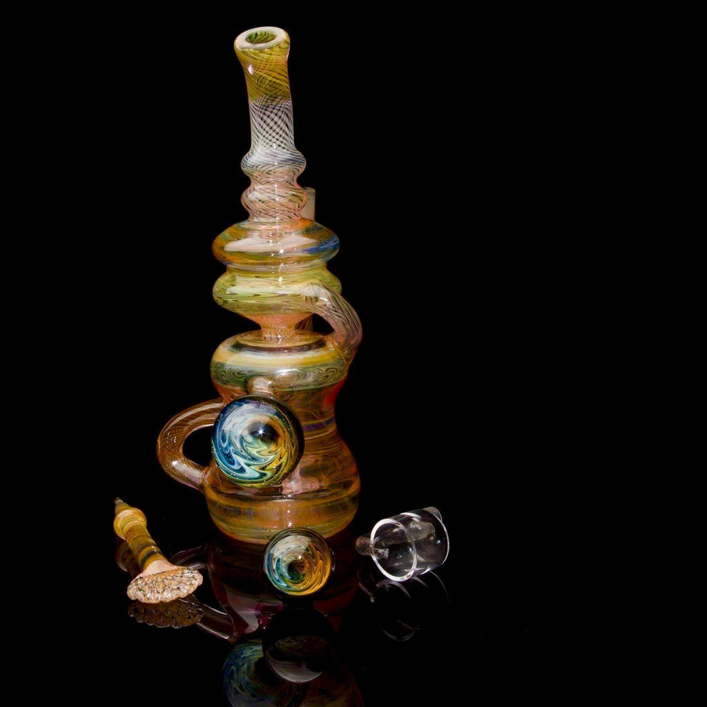 "Freddy Faerron x Peter Temple ""Fumiversal-Teleporter"" Klein Recycler #1 Functional Collaboration Set"