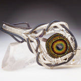 "Noah Rockland x Dylan Wallace ""Last of the Meteorites"" Wire-Wrap Pendant Collaboration"