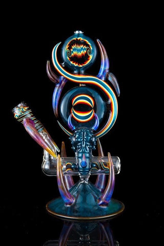 "Know Ego x Shuhbuh Drury x Upgrade Glass ""Dragon Inline"" Functional Collaboration"