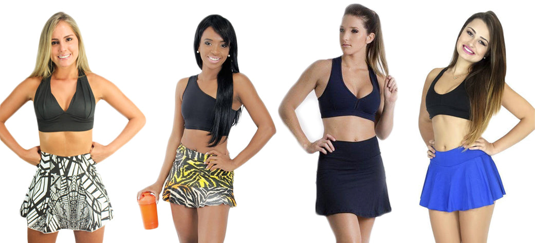 Short Saia Fitness Trimoda